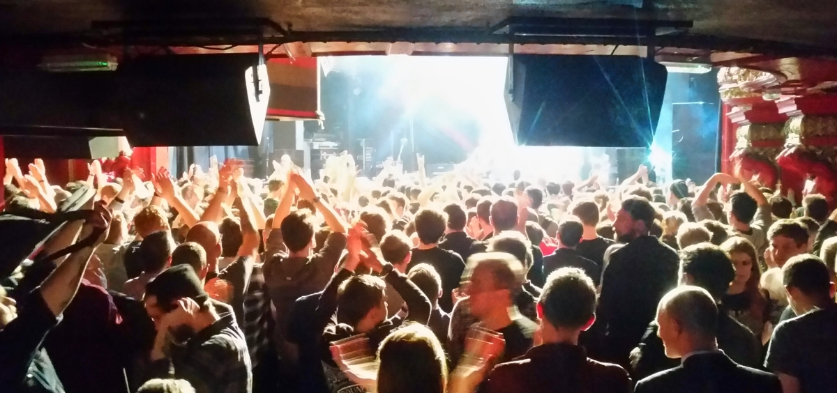 Gig Review: The Menzingers @ Koko (19/04/2017)