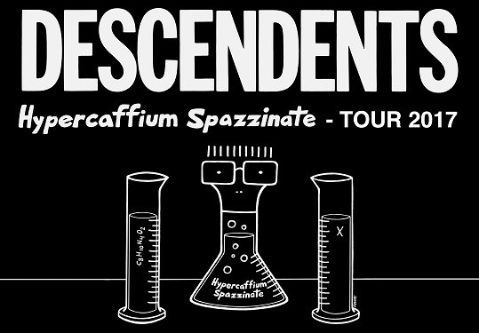 Gig Review: Descendents @ Kentish Town Forum (04/06/2017)