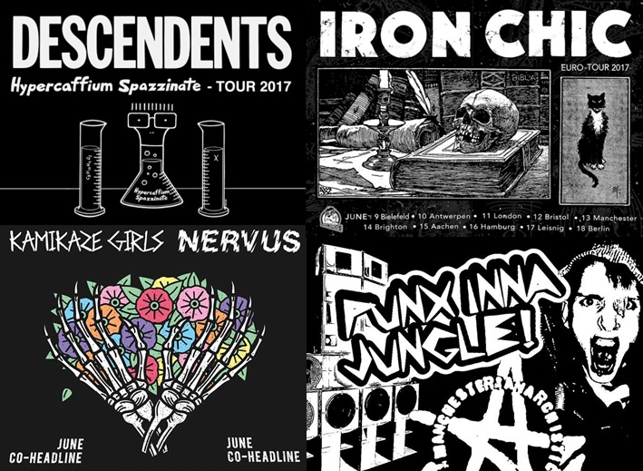 Gig Guide: Bands You Need to See inJune