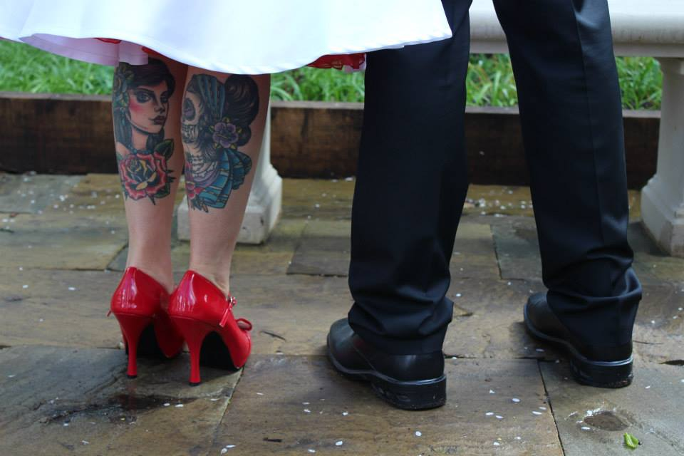 Punk Rock Weddings: Will & Felicia [Part 1 of 3]