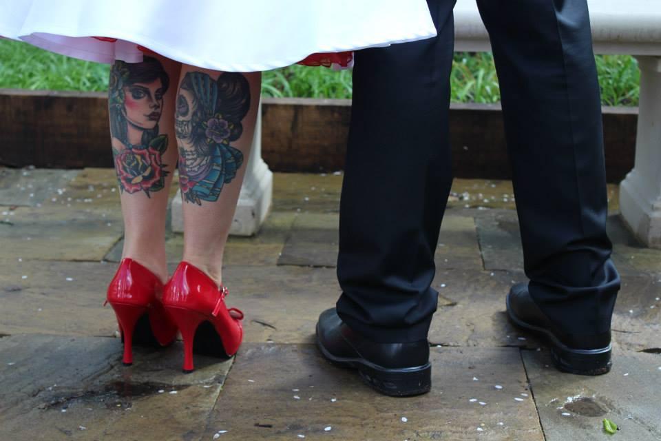 Punk Rock Weddings: Will & Felicia [Part 1 of3]
