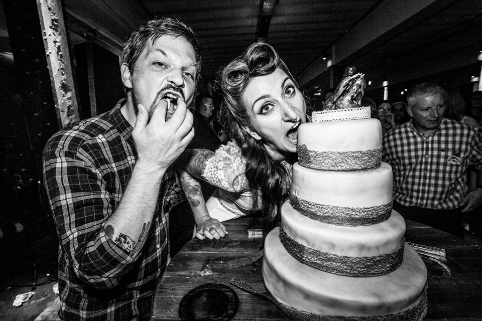 Punk Rock Weddings: Kaz & Big Hands [Part 2 of 3]