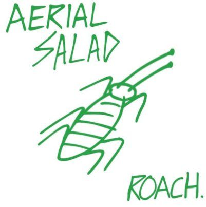 Aerial Salad Roach Cover