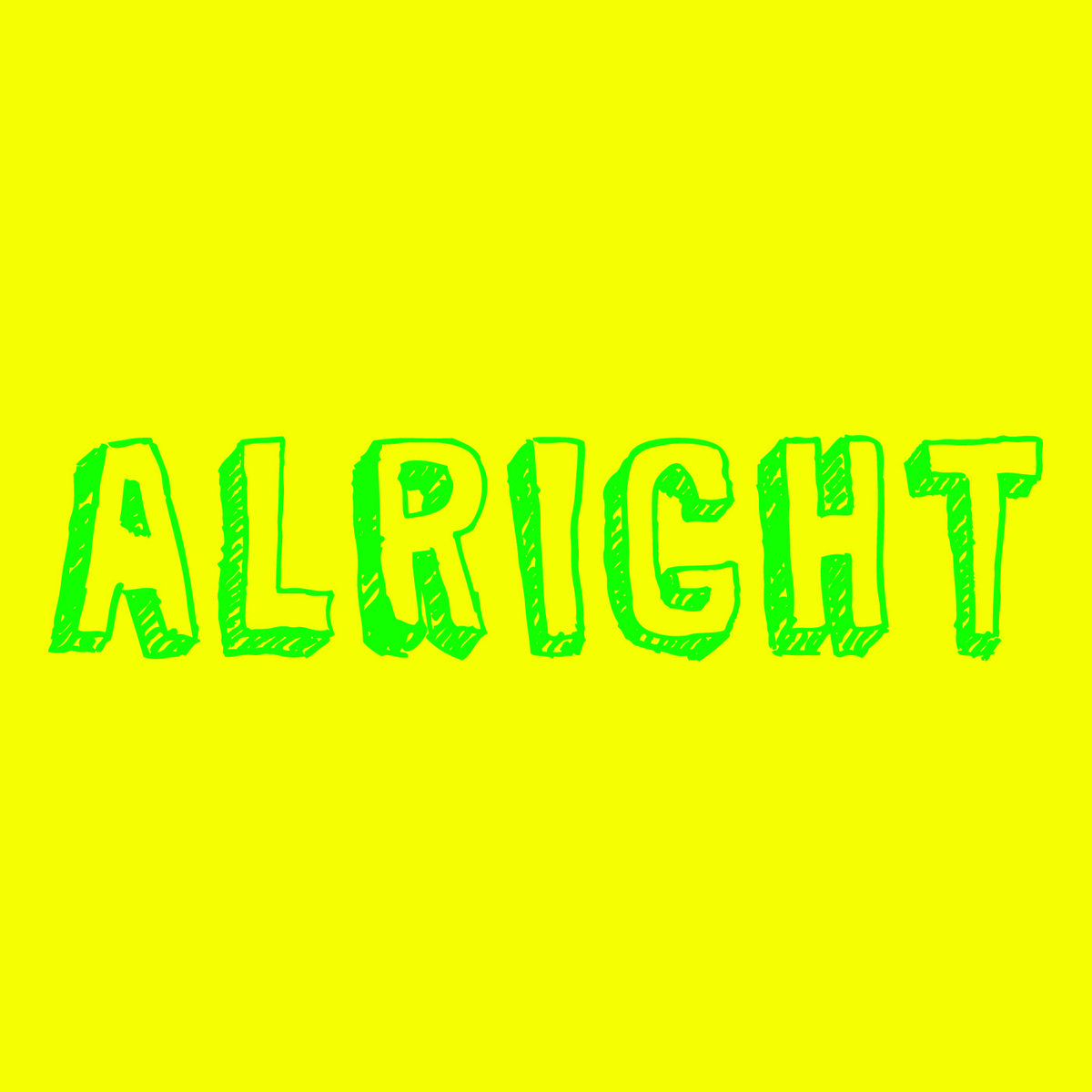 EP Review: Alright – EP 3