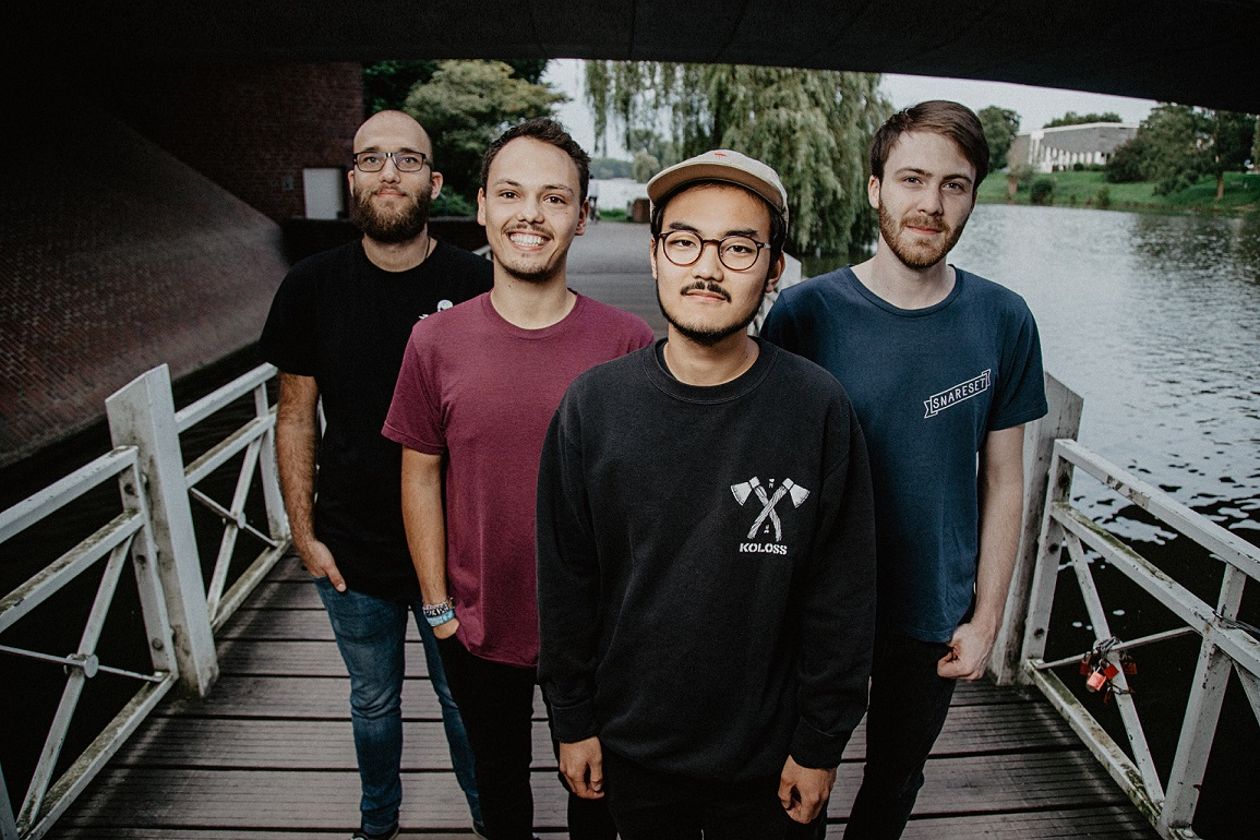 Interview: Shoreline on German Punk, UK Tours and Their NewEP
