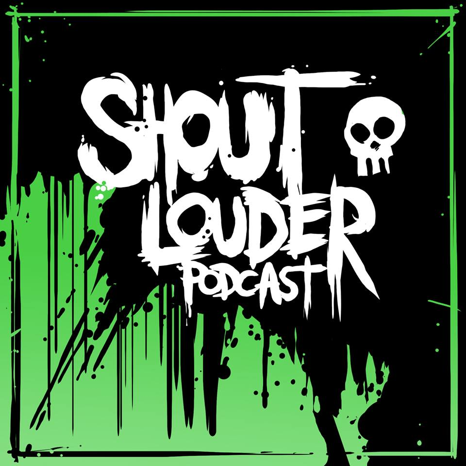 Shout Louder Podcast #1: There's a Bear in the Circle Pit!