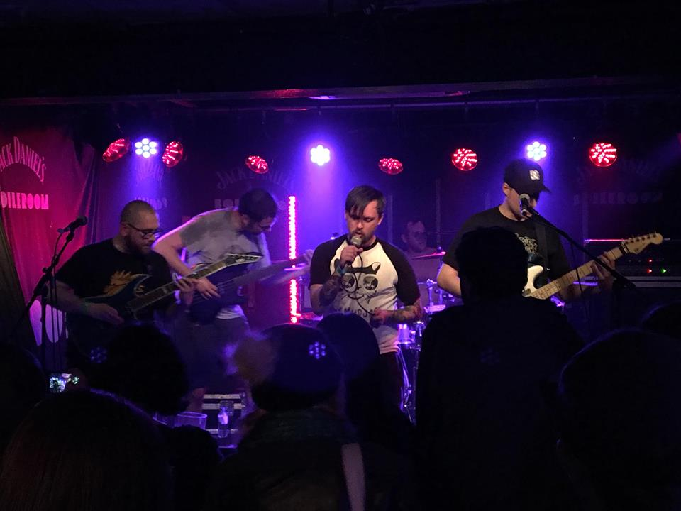 Gig Review: Darko's Bonsai Mammoth Anniversary Bonanza @ TheBoileroom