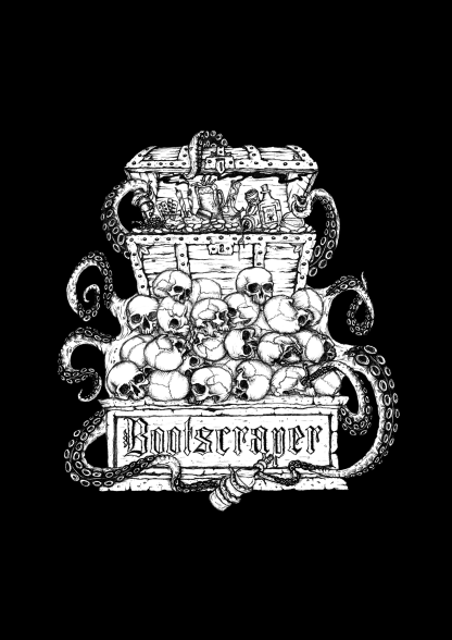 Bootscraper T-Shirt Design