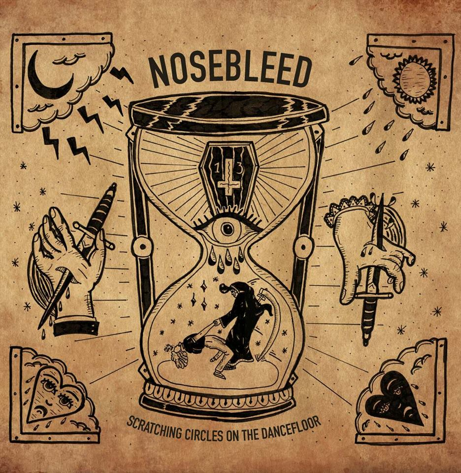 Album Review: Nosebleed – Scratching Circles On The Dancefloor