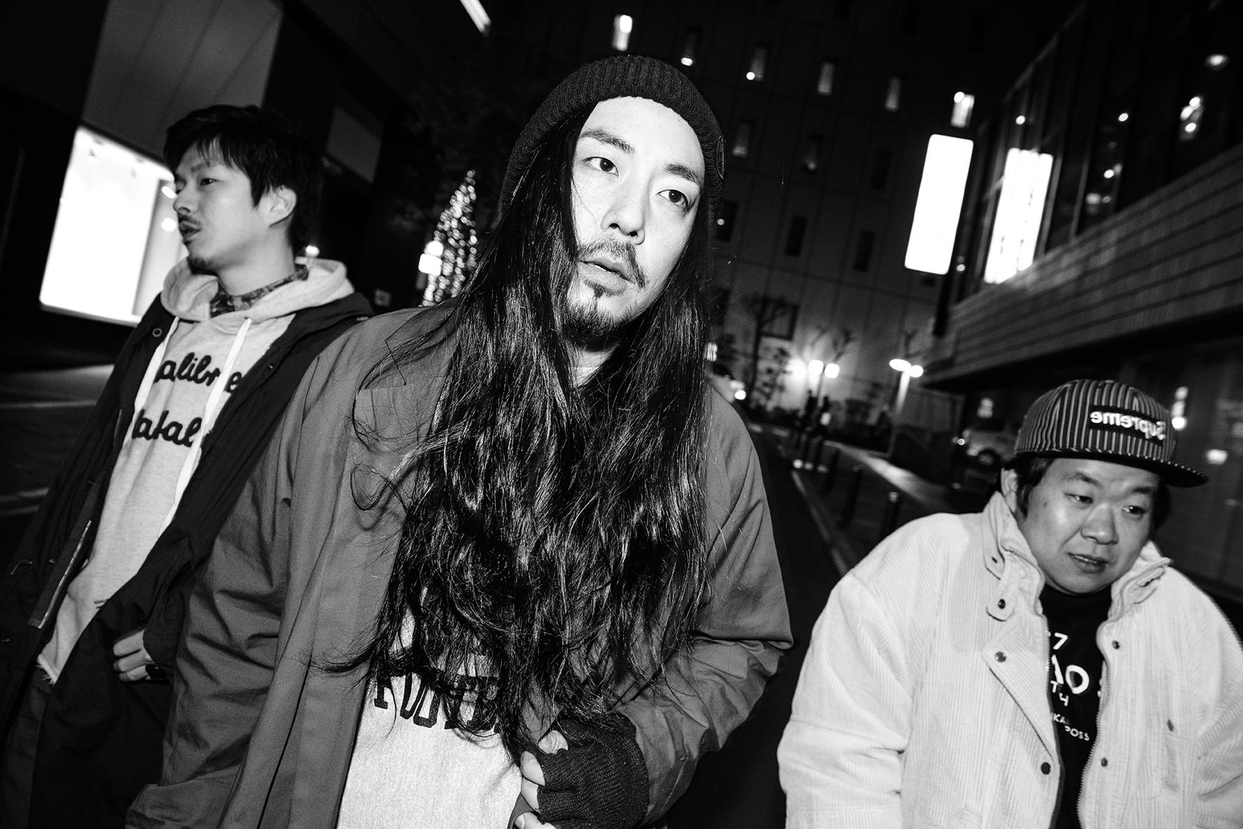 Japanese punk hardcore