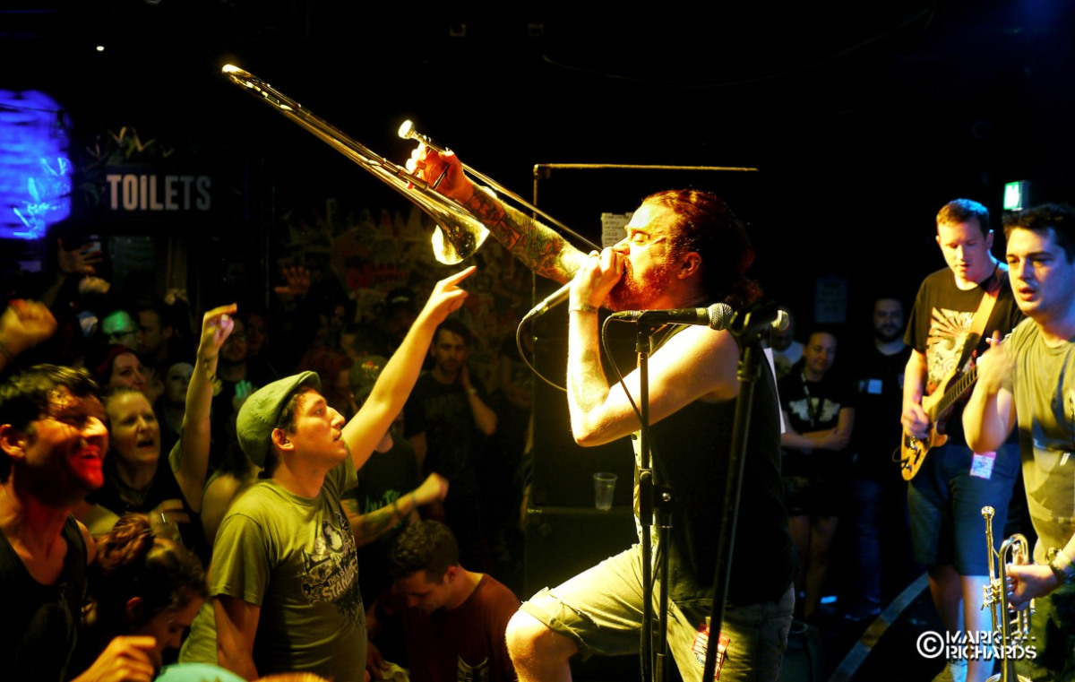 Gig Review: Beat The Red Light Resurrected At Manchester PunkFestival
