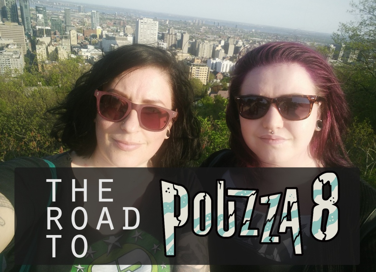 The Road to Pouzza Fest