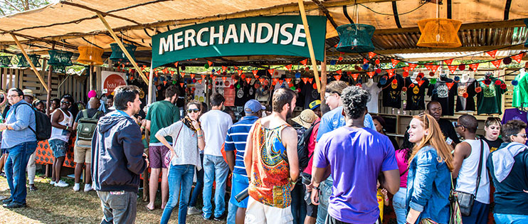 Guest Article: How To Prepare Your Merch for FestivalSeason