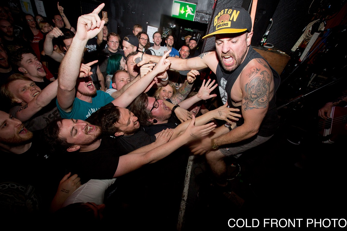 Four Days Following A Wilhelm Scream On Tour [Column]
