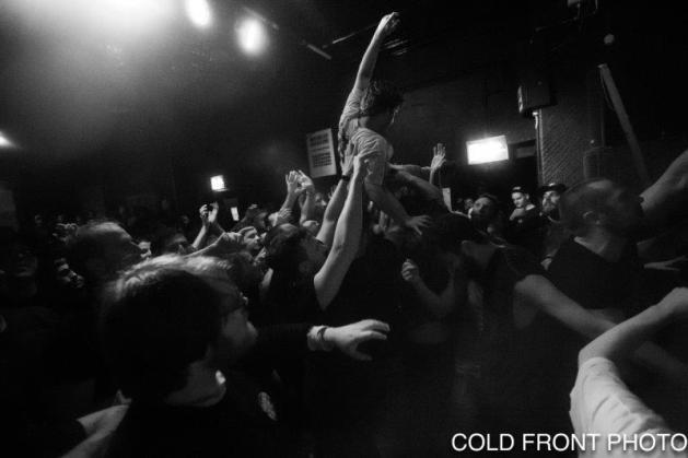 A Wilhelm Scream Live Manchester cred Josh Sumner Crowd 1.jpg