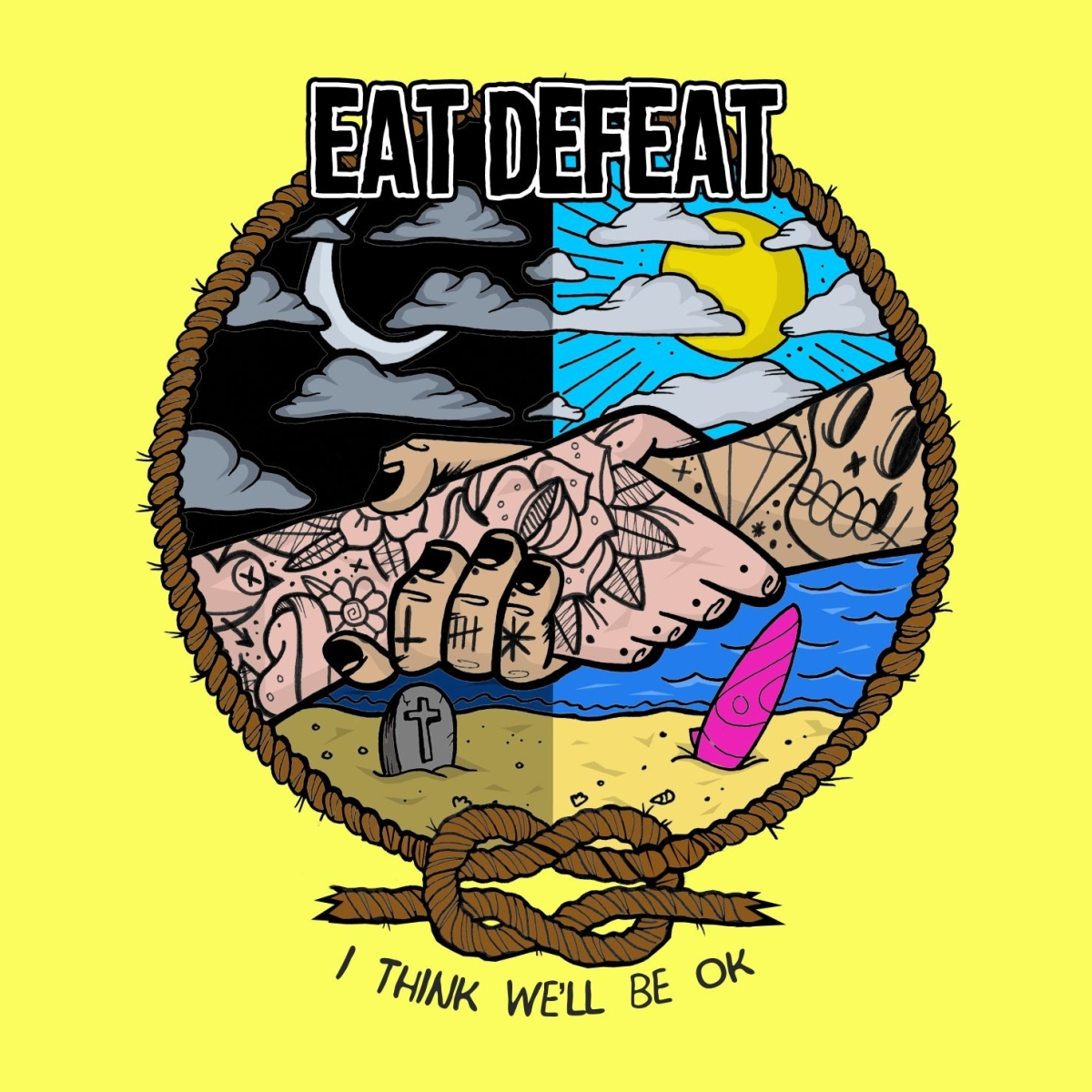 Album Review: Eat Defeat - I Think We'll Be Okay