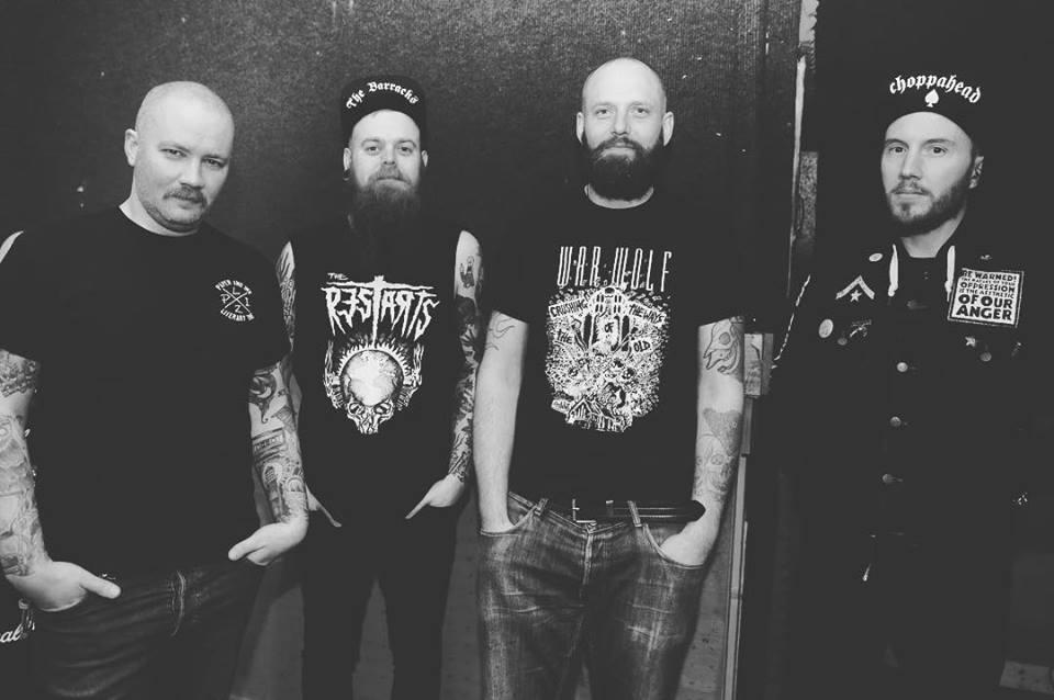 Haest: Hastings' New Hardcore Supergroup[Interview]