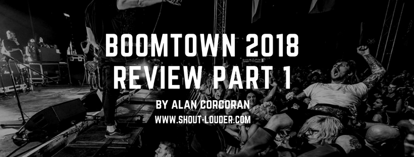Gig Review: Boomtown Fair 2018 – Part 1
