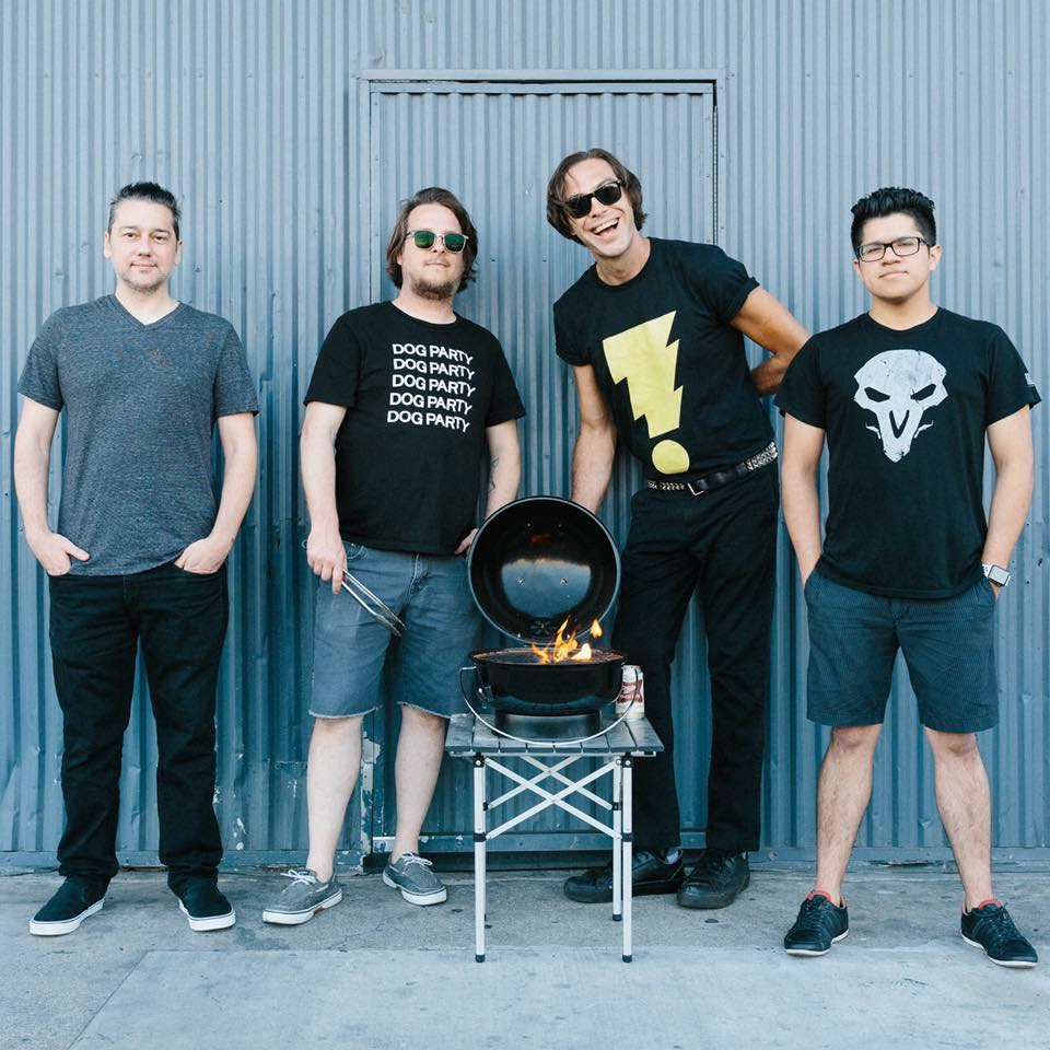 Odd Robot: Ready To Be Your New Favourite Pop-Punk Band[Interview]