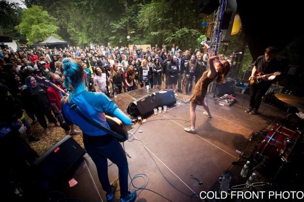 Petrol Girls KNRD Fest 2018 cred Josh Sumner Cold Front Photography (11)