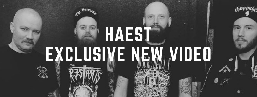 Exclusive: Haest Premiere Video For 'I Didn't Throw A Single Stone And I Still Got Pissed On'