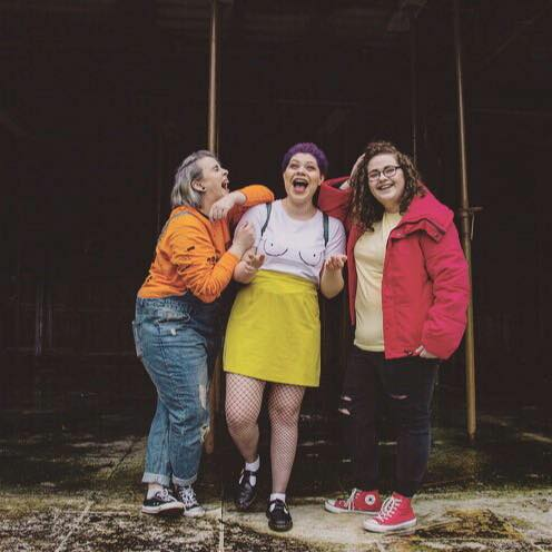 Derry Girls Cherym Breathe New Life Into The DIY Pop-Punk Genre