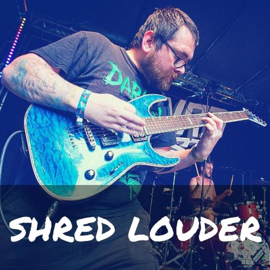 SHREDLOUDER