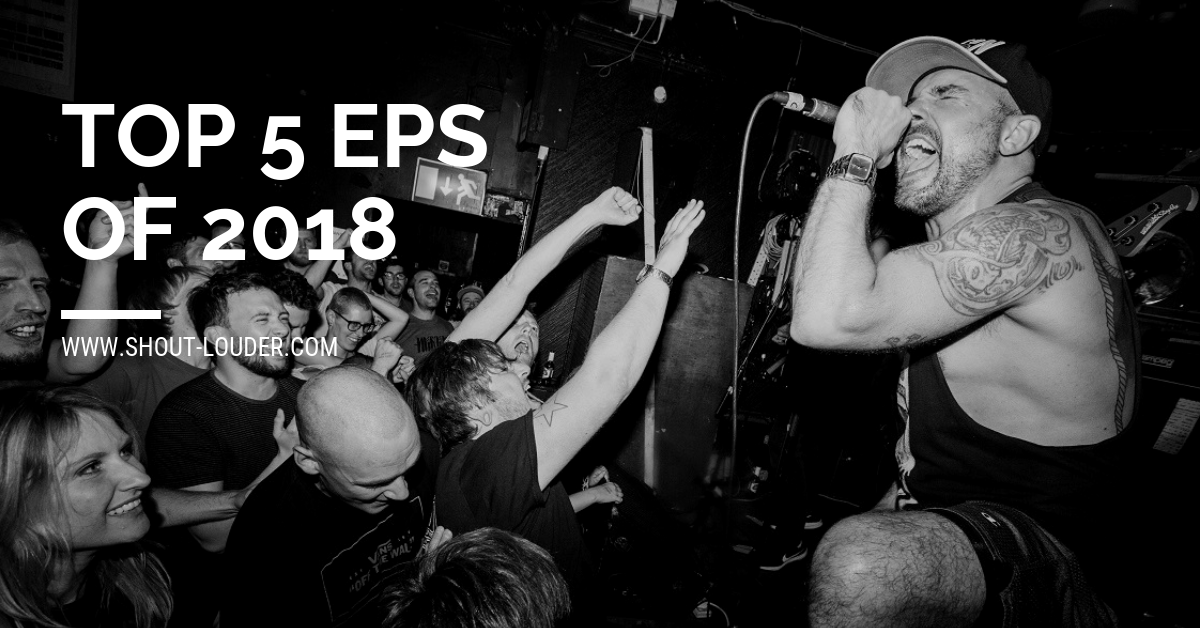 Top 5 Punk Rock EPs of 2018