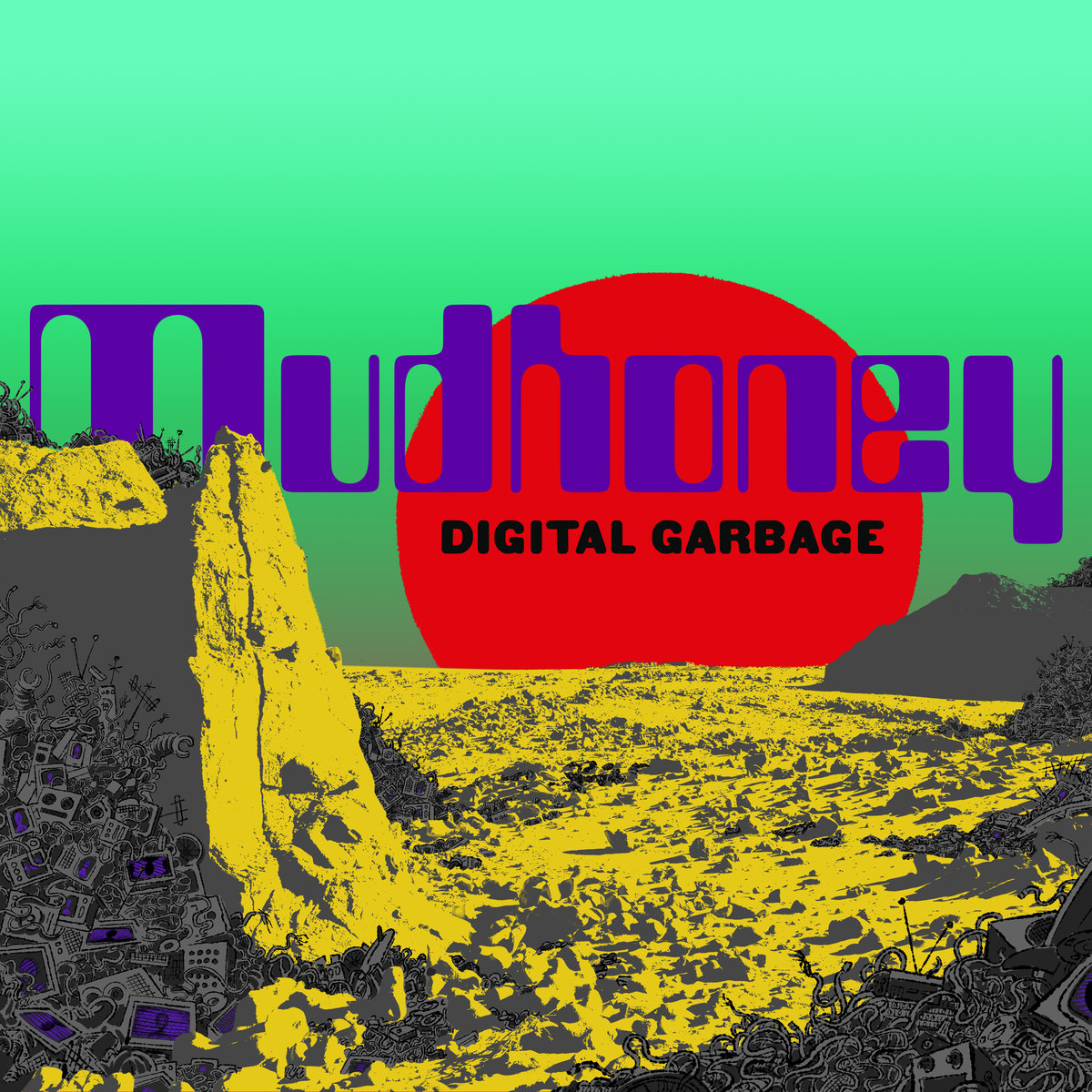 Album Review: Mudhoney – Digital Garbage