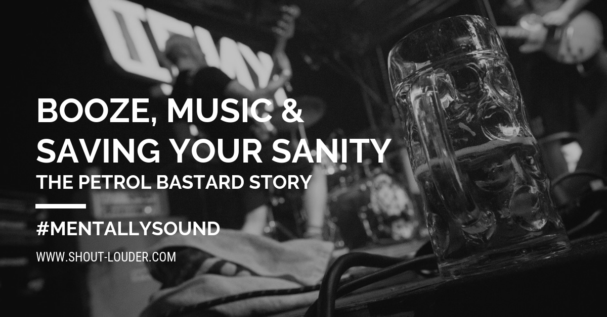 Booze, Music & Saving Your Sanity