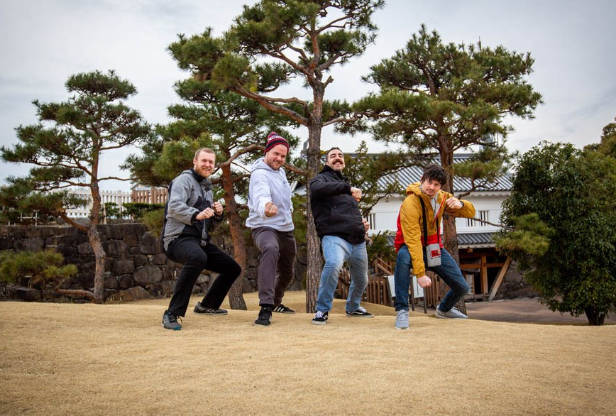 Tour Diary: Fair Do's Take Japan By Storm