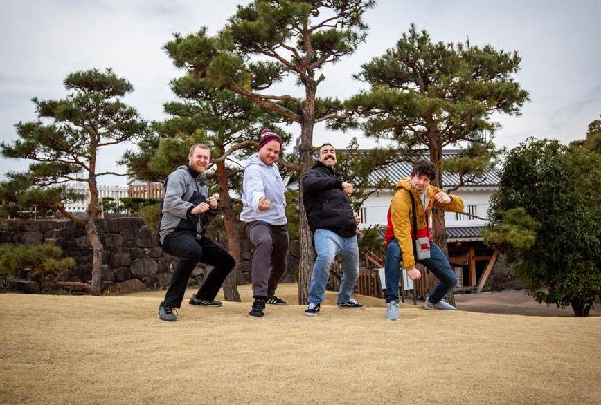 Tour Diary: Fair Do's Take Japan ByStorm