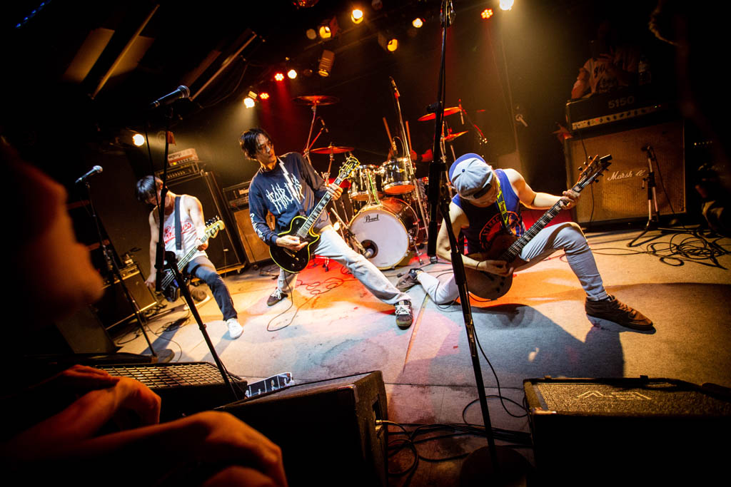 Japanese Punk Rock Bands You Need To See Live