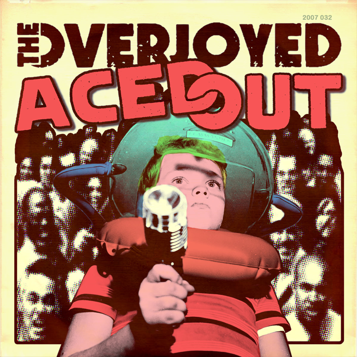 Album Review: The Overjoyed – Aced Out