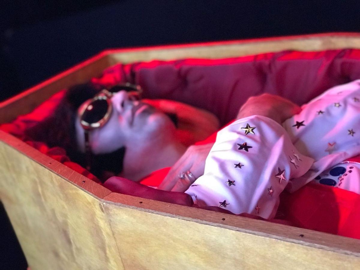 Premiere: Midwich Cuckoos Release Video For 'BlackVelvet'