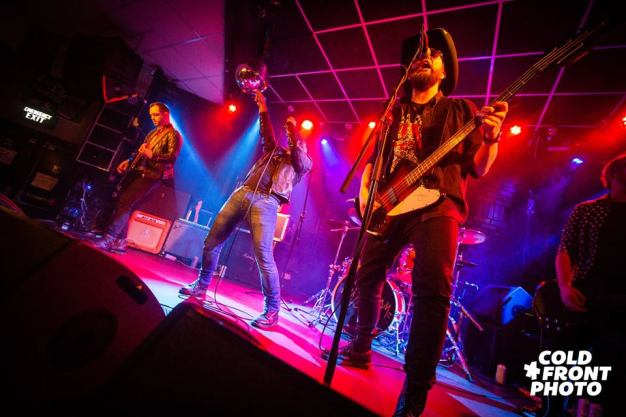 Fierce Ideas 2 Live Leeds Brudenell Cold Front Photography