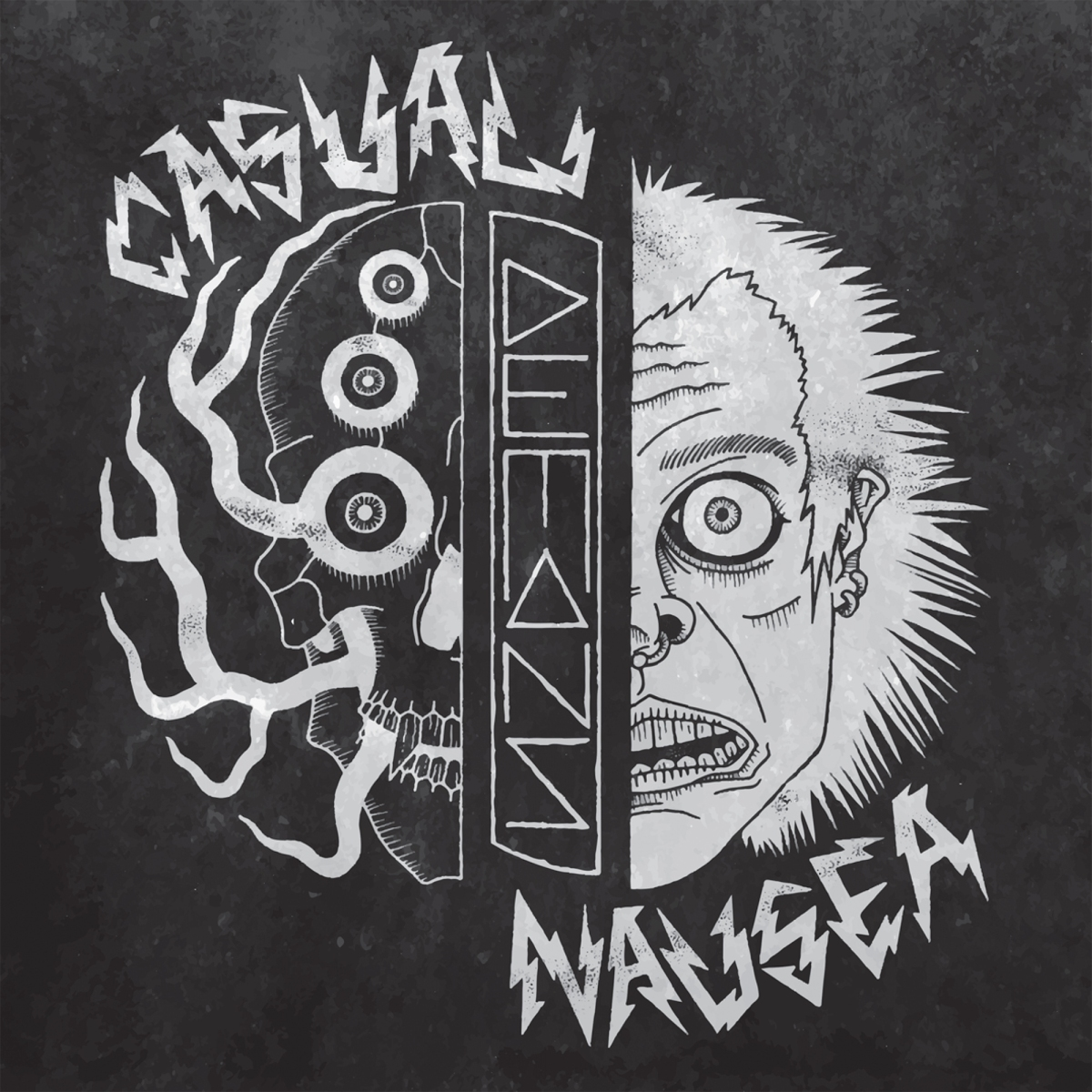 Album Review: Casual Nausea – Demons