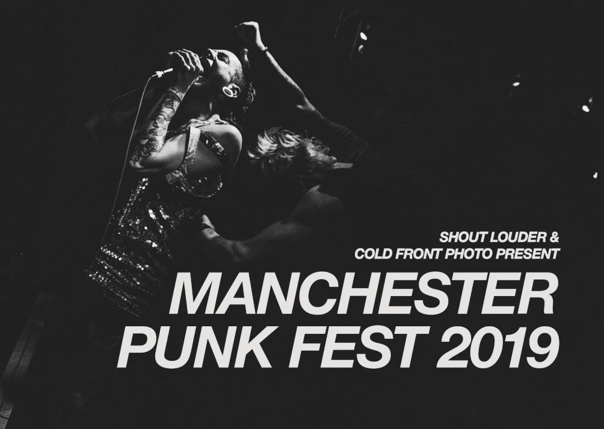 News: Manchester Punk Festival 2019 Photo Book Launched!