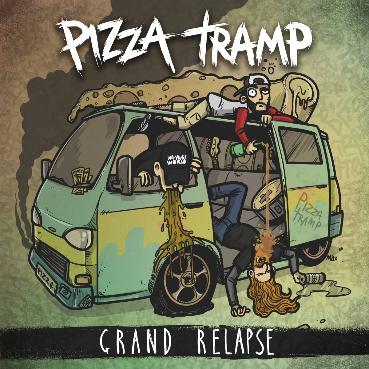 Album Review: Pizzatramp – Grand Relapse
