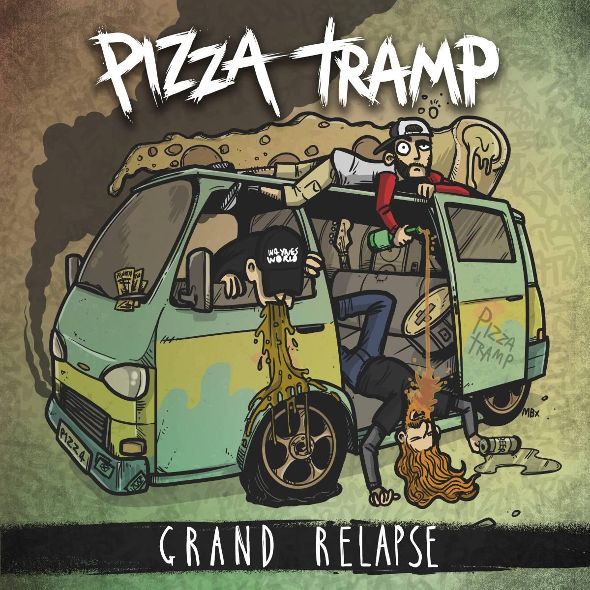Album Review: Pizzatramp – GrandRelapse