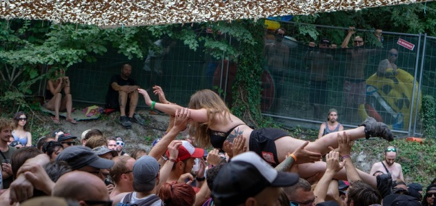 Crowdsurfing for Almeida Punk Rock Holiday.jpg