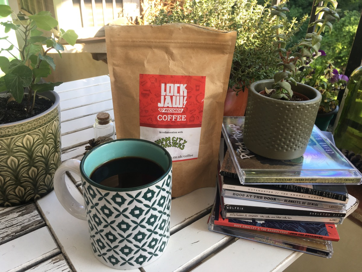 Punk Rock Coffee: A Hungover Tale of Lockjaw Records' Latest Creation