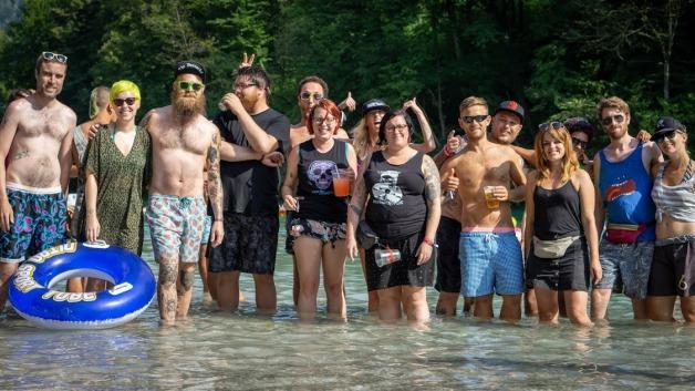 Pals Punk Rock Holiday