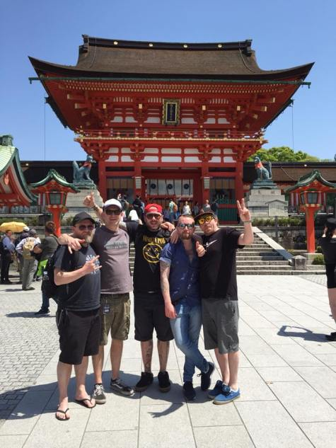13 Japan init. Kyoto I think