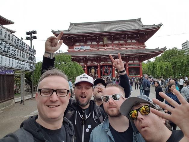 15 Tokyo Sensō-ji Temple Tokyo