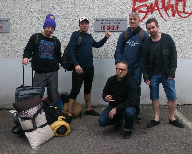9 Somewhere in Germany circa 2013