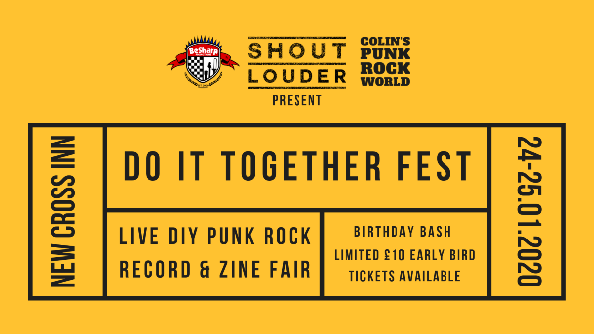 News: Do It Together Fest Announced