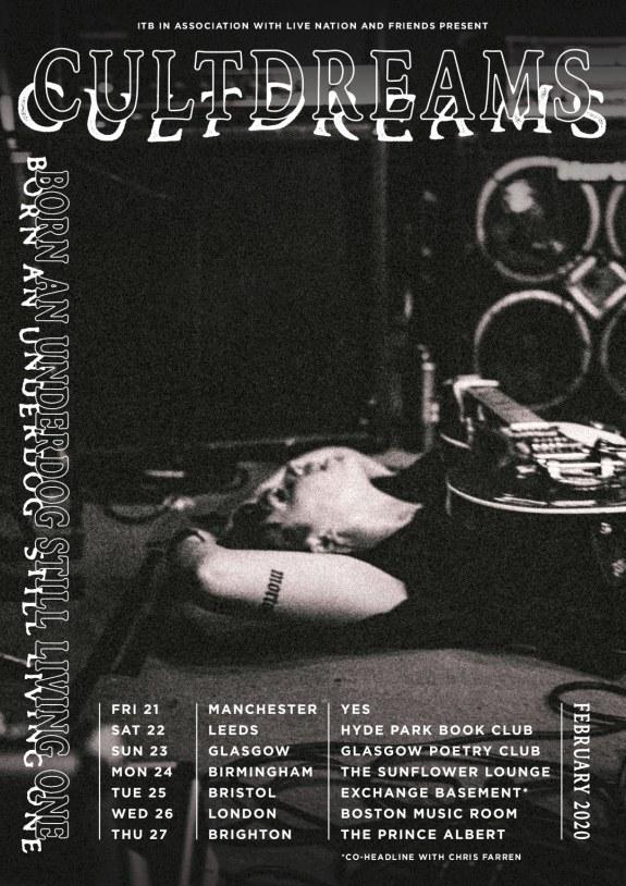 Cultdream Tour