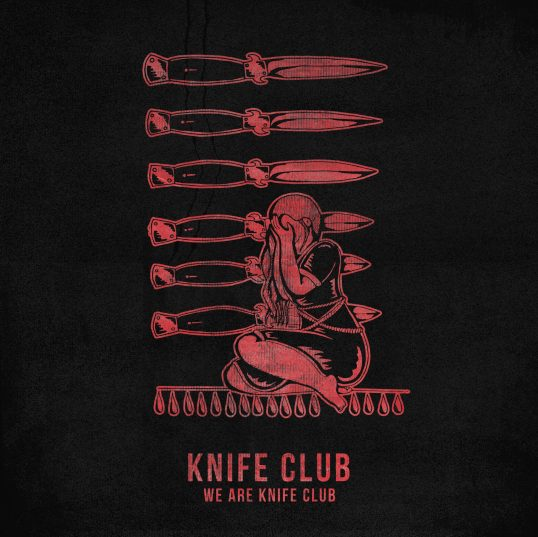 Knife Club Album Art