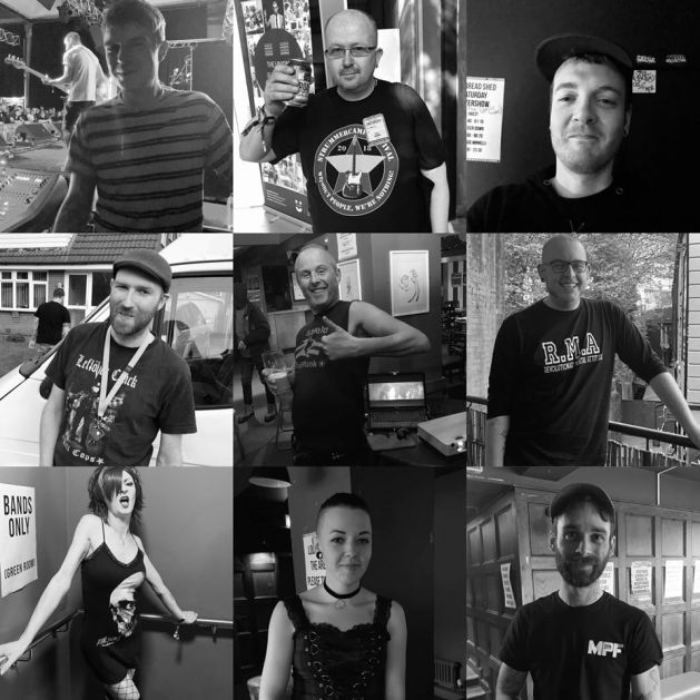 Manchester Punk Fest Volunteers 3